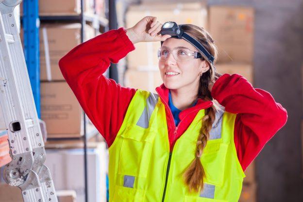 Wysokiej jakości odzież dla pracowników